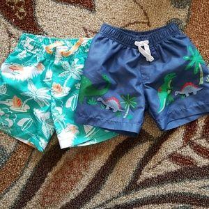 Gymboree Swim - Gymboree 12-18 Month Swim Trunks